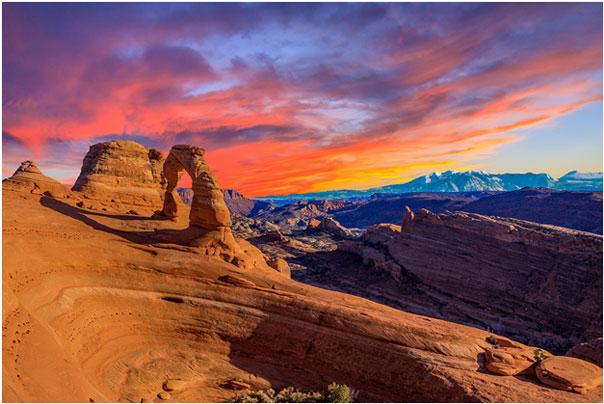 Arches National park visit