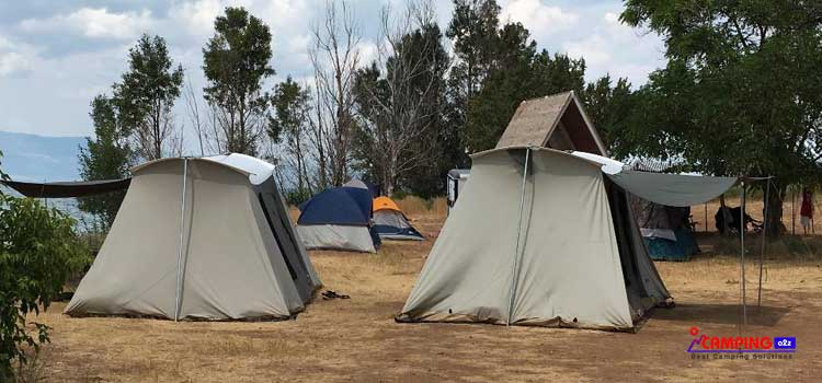 Kodiak Canvas Tents 6044 8 person tent