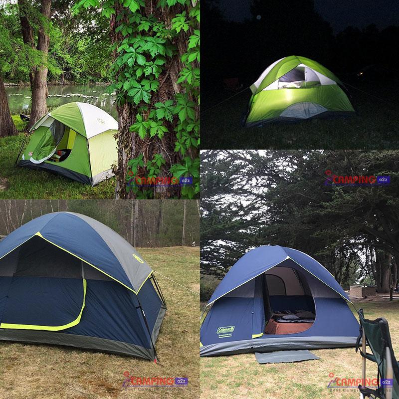 best tent image