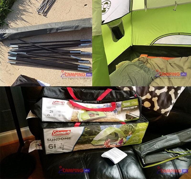Tent accessorize