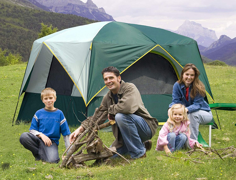 Giga tent Bear Family Tent review