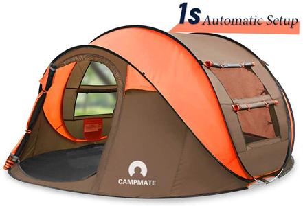 Skyline pop up tent