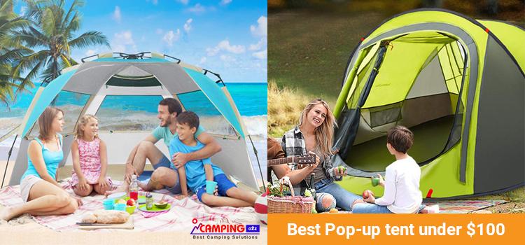 Pop up tent under $100