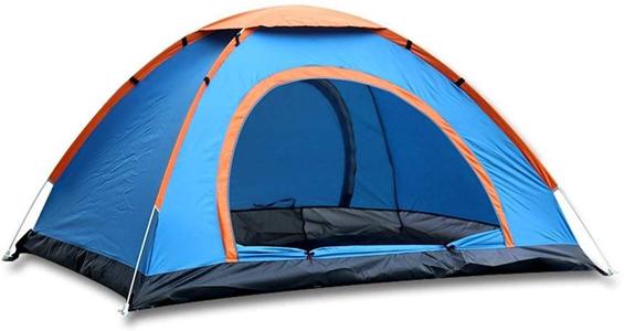 Sports god pop up tent