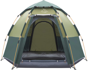 Toogh pop up tent