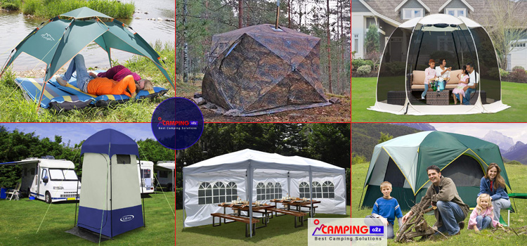 Types of Camping Tent