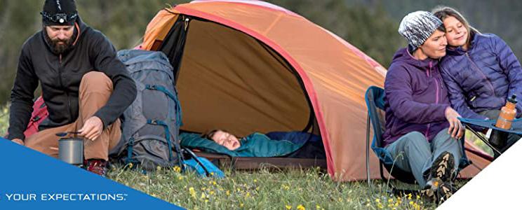 alps 2 person tent